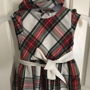 24 mo RL Christmas dress in EUC